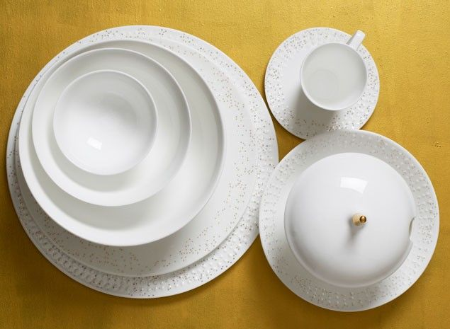 "by Wik & Walsøe. Porcelain ""Lys""."