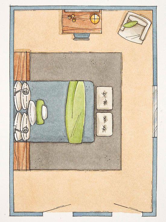 Feng Shui Bedroom Ideas Inspiration
