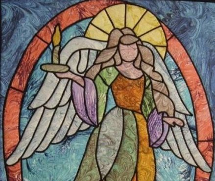 Ravenwood Designs Angel Of Light Reverse Applique Machine