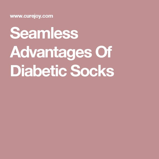 Seamless Advantages Of Diabetic Socks