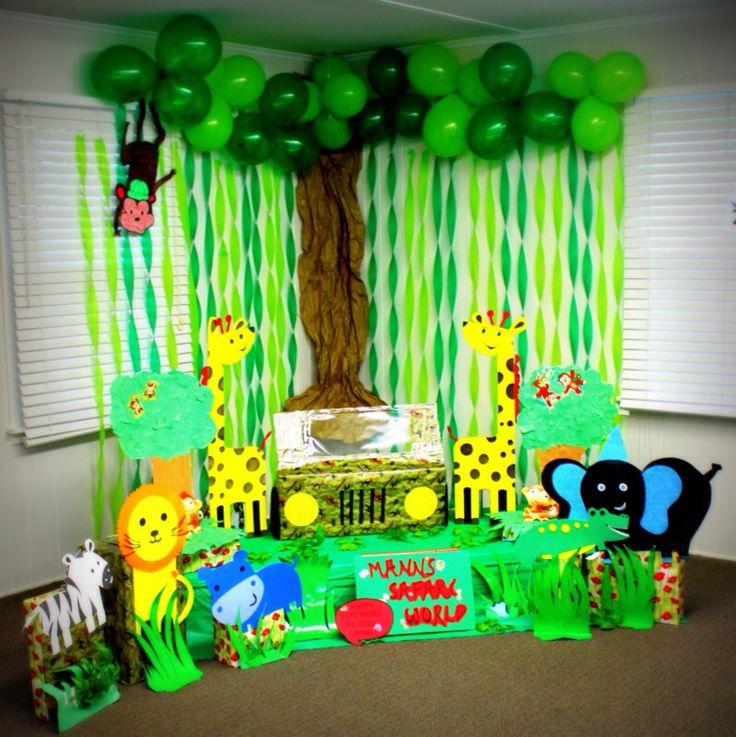 25+ Best Zoo Birthday Parties Ideas On Pinterest