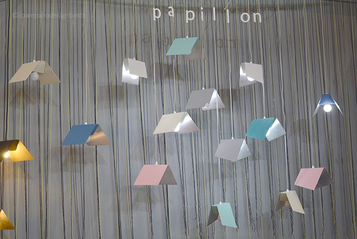 Papillon at salone satellite 2016
