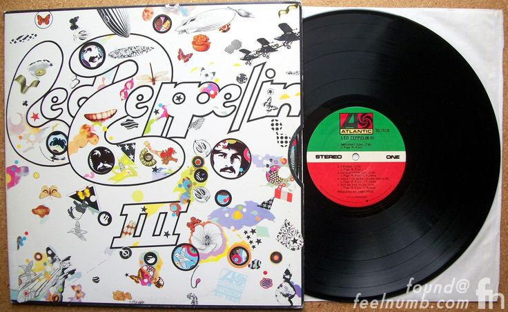 Aleister Crowley Led Zeppelin III So Mote Be It Message..Led Zeppelin released Led Zeppelin III on October 5, 1970. The original vinyl edition was packaged in a gatefold sleeve with an innovative cover, designed by Zacron, a multi-media artist whom Jimmy Page had met in 1963 whilst Zacron was a student at Kingston College of Art.16