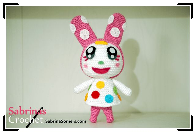 Sabrina's Crochet - Free crochet pattern Chrissy (Animal Crossing) (Spanish)