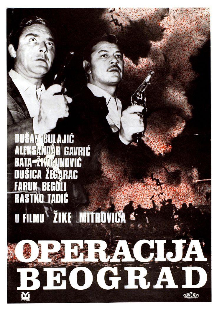 A Year of Spy Films 234/365 Operacija Beograd (1968 Yugoslavia) aka Operation Belgrade The International Spy Film Guide Score: 8/10  #isfg #spyfilmguide #sovietspy #yugoslavia #partisans #ww2 #belgrade #spymovie #spyfilm https://www.kisskisskillkillarchive.com
