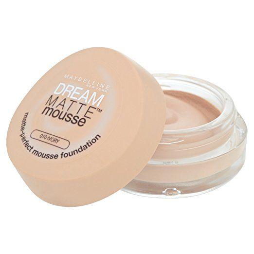 Maybelline Dream Matte Mousse Foundation 030 Sand 18ml: Amazon.co.uk: Beauty