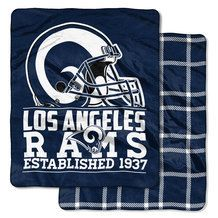 The Northwest Company NFL 50 x 60 Double-Sided Cloud Throw Blanket from Big 5 Sporting Goods $25.00 (37% Off) -