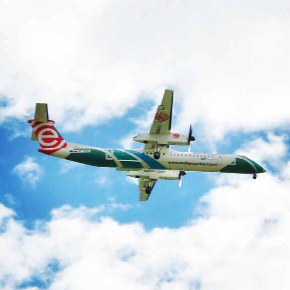 #eurolot #EPWR #DH8D #spotting #planespotting #plane #samolot #wrocław #wroclaw #polska #poland