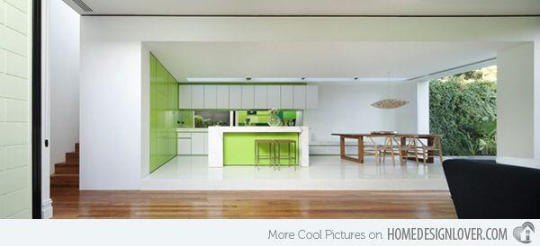 The Greens of the Shakin Stevens House in Australia