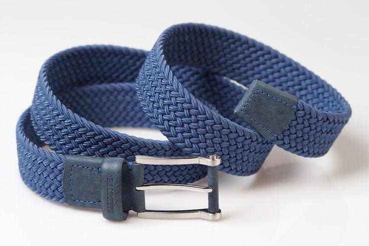 New collection on www.belt-guys.com #belts #webb #blue #webbingbelt #men #fashion #leather #exclusive #casual