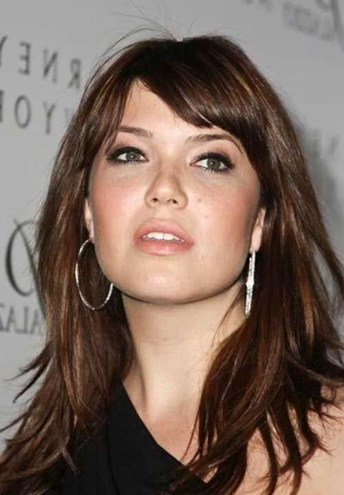 bob haircuts with bangs for long faces best 25 bobs for faces ideas on 2894 | ab18d46b8c75c922300277ce194a5489 round face hairstyles long hairstyles with bangs