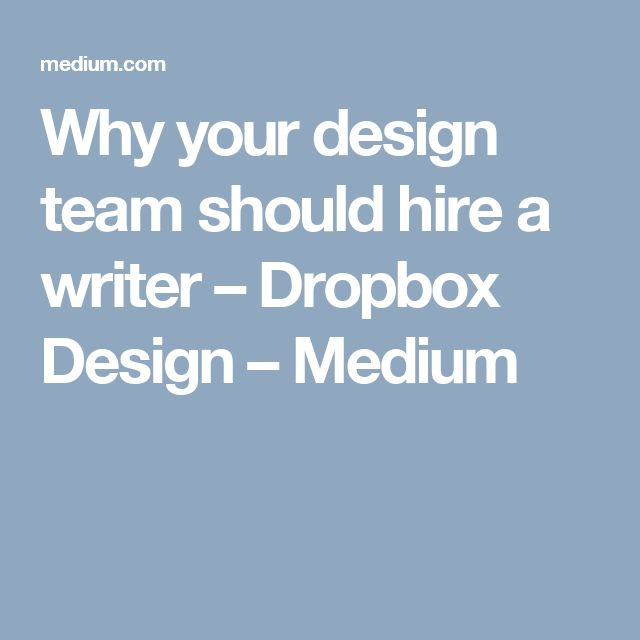 Why Your Design Team Should Hire A Writer  Anqa  Pinterest  Why Your Design Team Should Hire A Writer  Anqa  Pinterest  Design Your  Design And Article Design