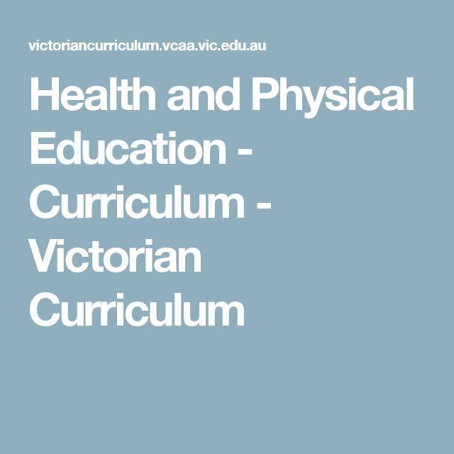 the australian curriculum glossary health and physical education