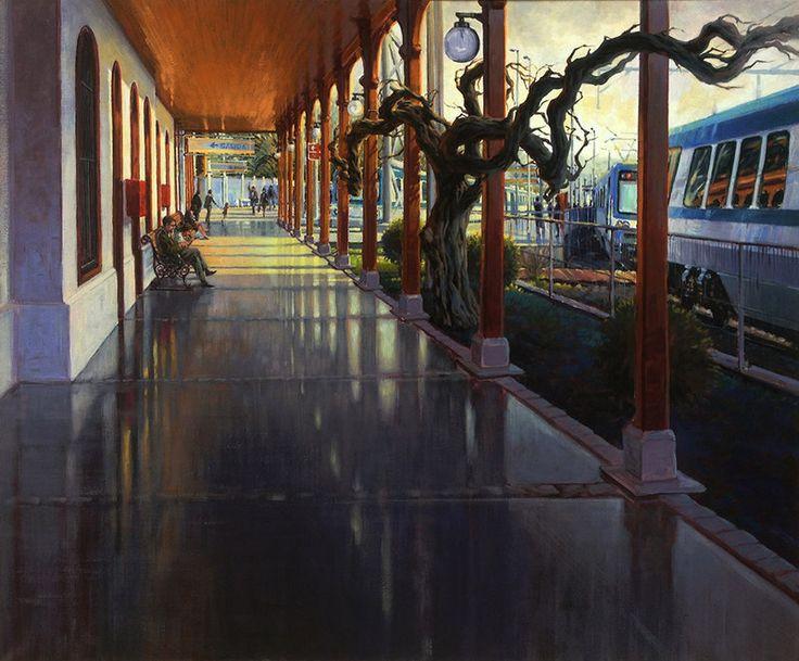Estacion-de-Limache by delacruz-art on DeviantArt