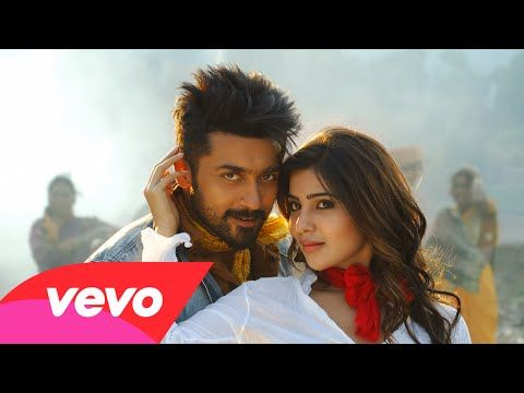 """Song: Ek Do Teen. """"Anjaan"""" is a Tamil action thriller film.  Yuvan Shankar Raja composed the film's music and background score. Released: 14 August 2014"""