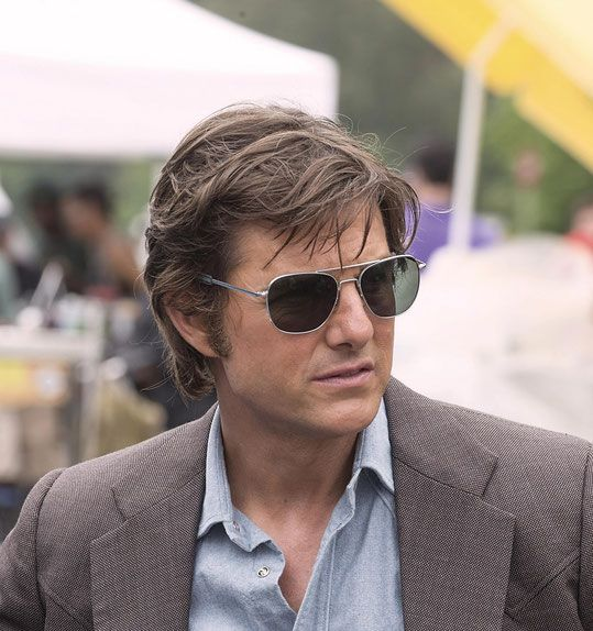 Tom Cruise is Barry Seal in AMERICAN MADE - Universal - kulturmaterial
