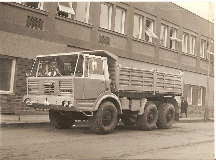 Tatra T813 6x6 S3 prototyp