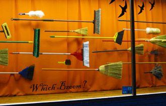 7 Tips to Create Winning Window Displays  Great for a Halloween Window, JWF
