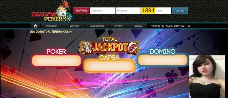 DRAGONPOKER88 – Agen Poker Online, DominoQQ Terpercaya