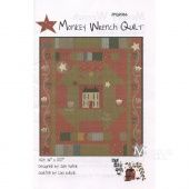 Monkey Wrench Quilt Pattern - Jan Patek Quilts —  Missouri Star Quilt Co.