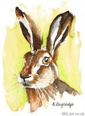 © KLArt.co.uk Mr Hare