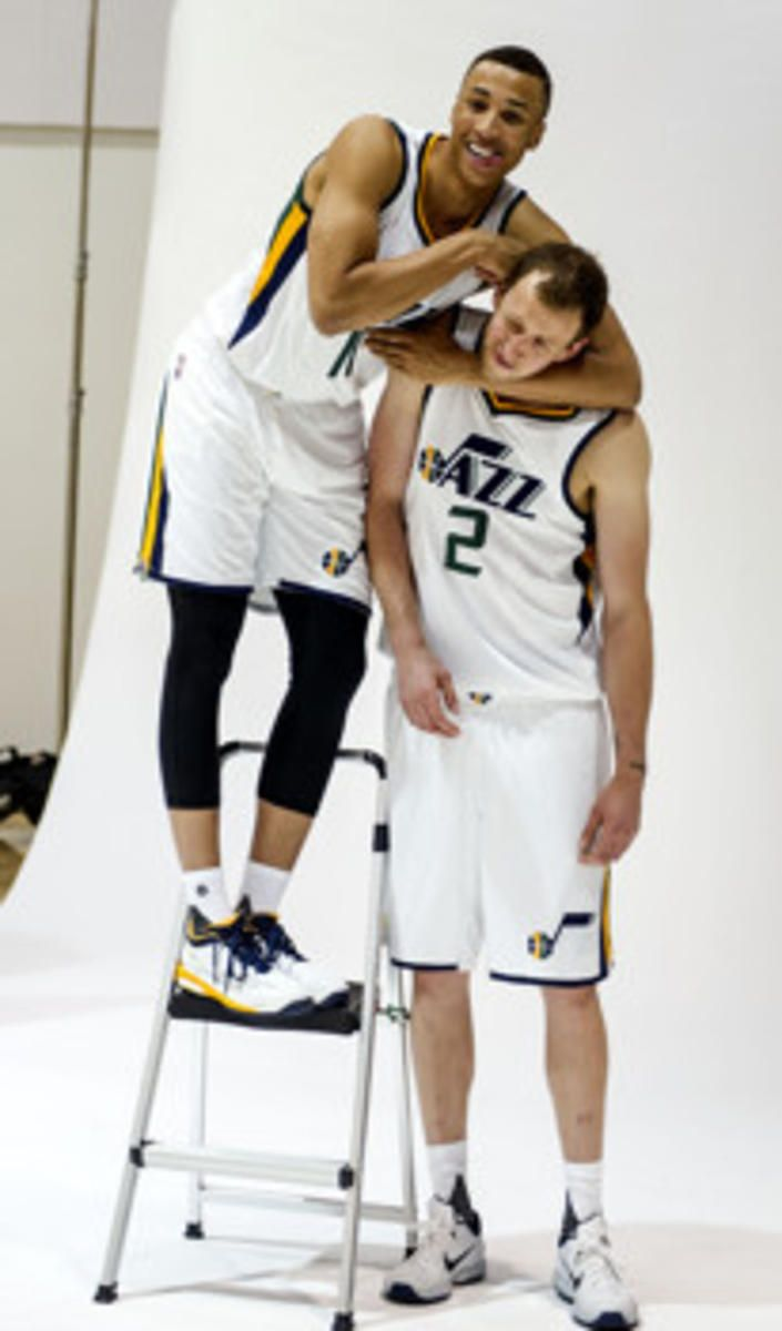 Dante Exum happy to get reps in with the Utah Jazz