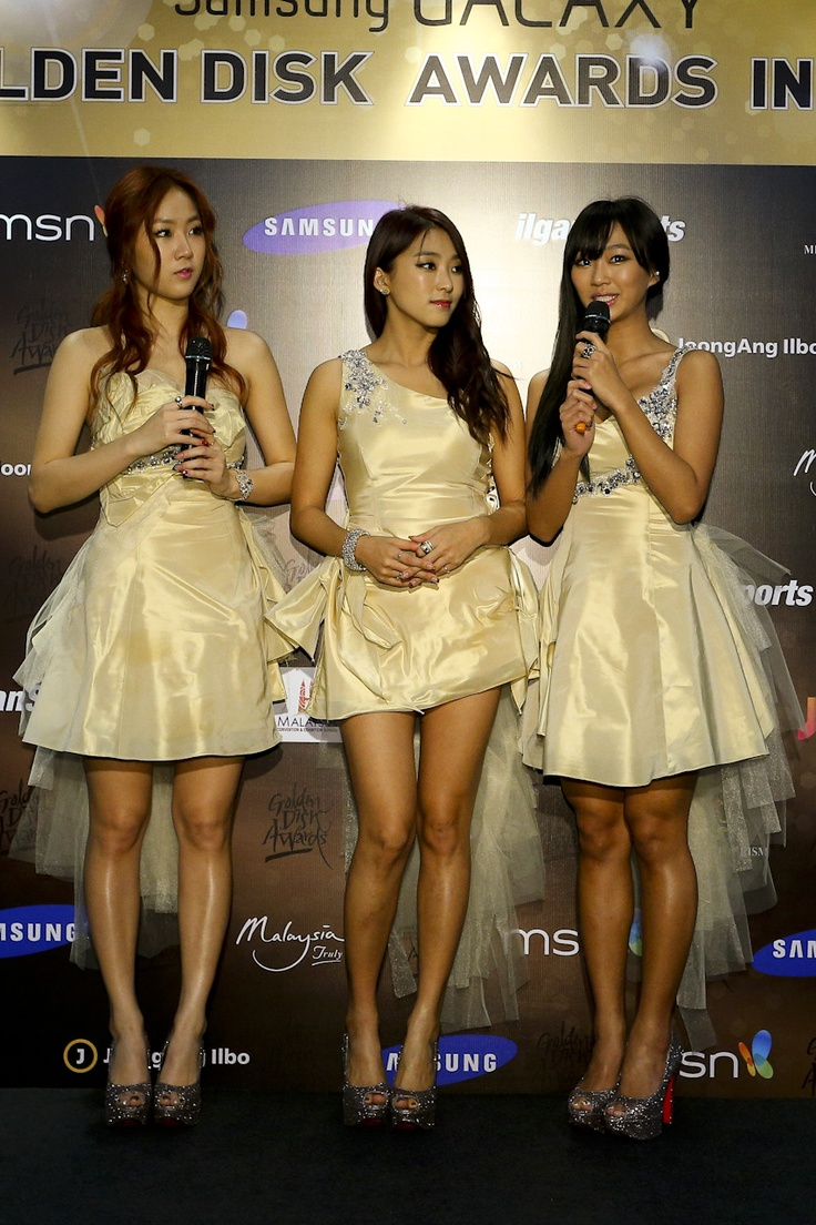 SISTAR - Official Pictures of 27th Golden Disk Awards Day 2 Press Conference