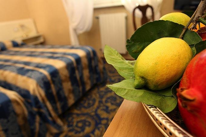 Hotel Universo ~ Lucca / Triple Room