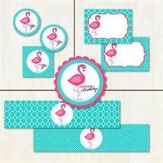free Printable Pink Flamingo Invitations - Bing images