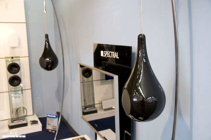 Diffusore Goccia al Salone Nautico di Genova 2012