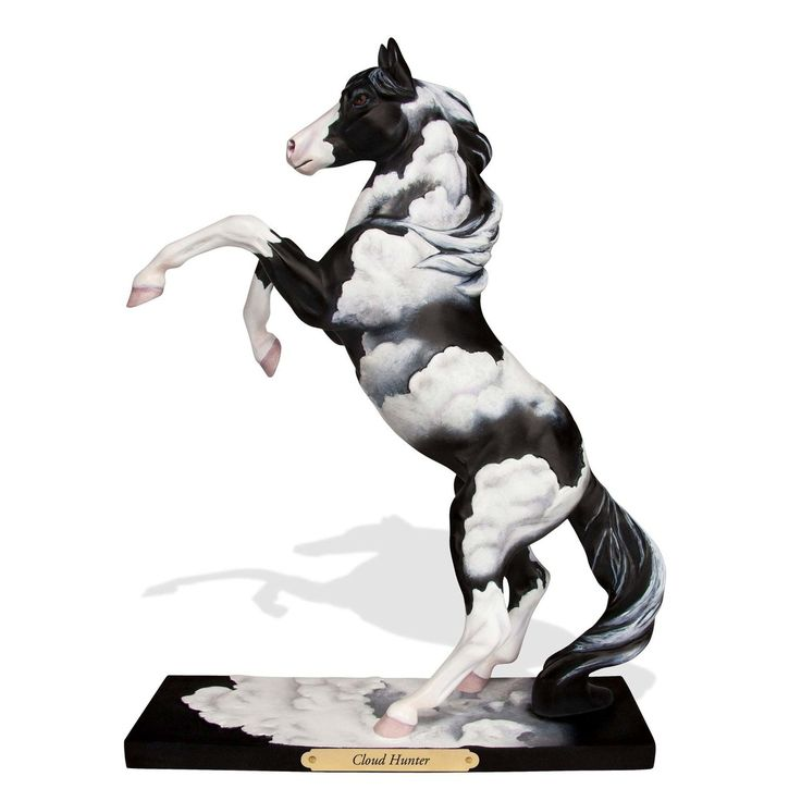 Trail of Painted Ponies Figurine Cloud Hunter - The Collectors Hub