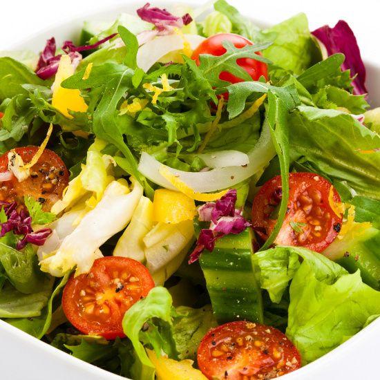 California Salad Recipes - Real Food - MOTHER EARTH NEWS
