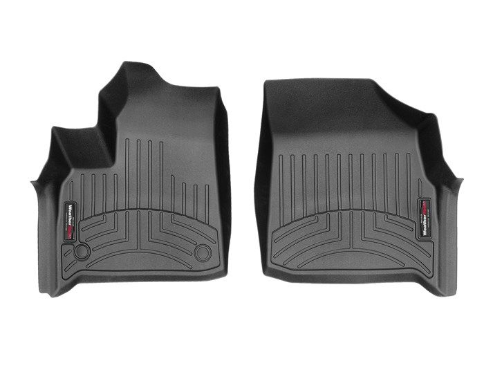 Heavy Duty Floor Mats Front Rear 14 19 Chevy Silverado Gmc