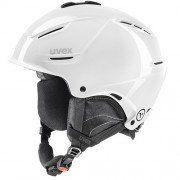 Uvex P1us Ski Helmet Small White