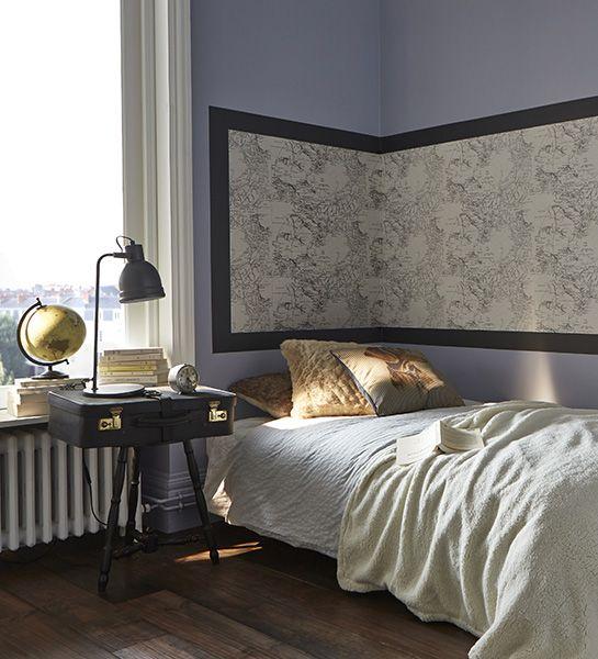 78 meilleures images propos de t te de lit sur pinterest pi ces de monnaie fen tres. Black Bedroom Furniture Sets. Home Design Ideas
