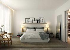 Une tête de lit « fait maison »