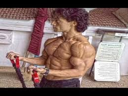 Tiger Shroff Body