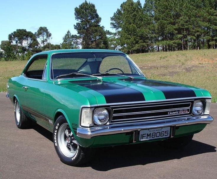 Chevrolet Opala SS 73. . . . . #opala #opalass #opalaecaravan #opalaterapia #weber #weber40 #gmopala #generalmotors #loucosporopalas #carroantigo #classico #clubedoopala #opalabrasil #caravan #chevrolet #oldcars #6cilindros #250s #4100 #comodoro #diplomata #granluxo #coupe #carrodecolecionador #placapreta #coopercobra #bfgoodrich #chevybrasil