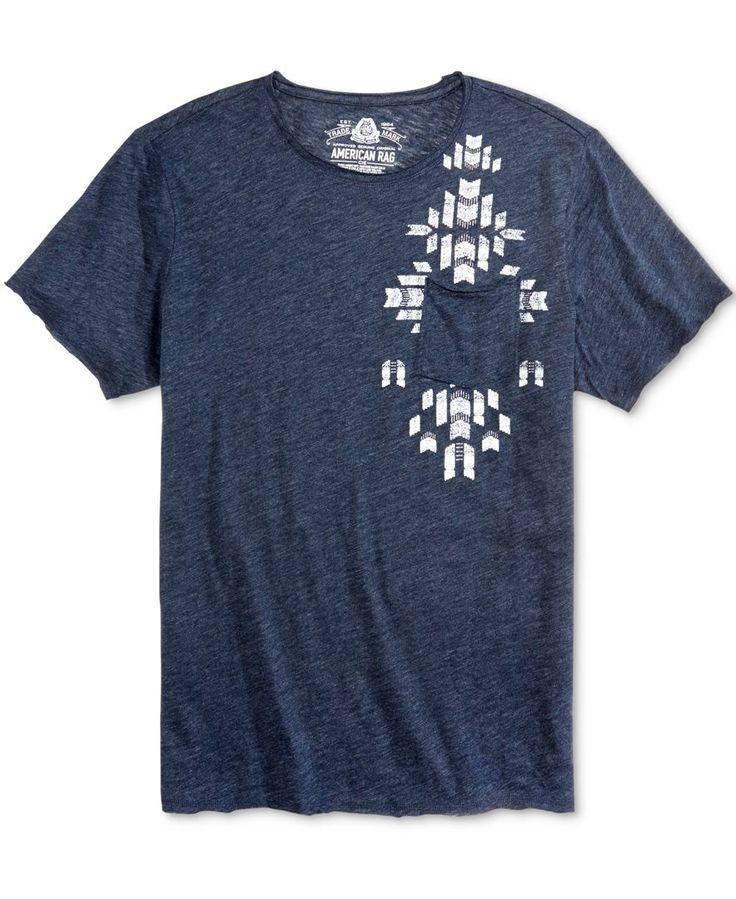 American Rag Men's Aztec T-Shirt, Only at Macy's