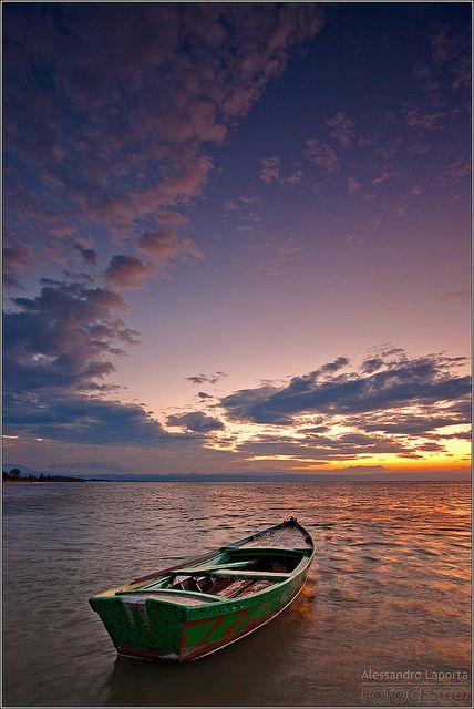 Looking towards a new day by Alessandro Laporta Photographer, via Flickr
