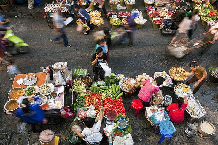 Some great shots of the South Asian markets, again by David Hagerman :)  In South East Asia. #Asia