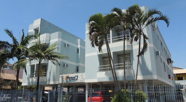 Booking.com: Marazul Apart Hotel II - Florianópolis, Brasil