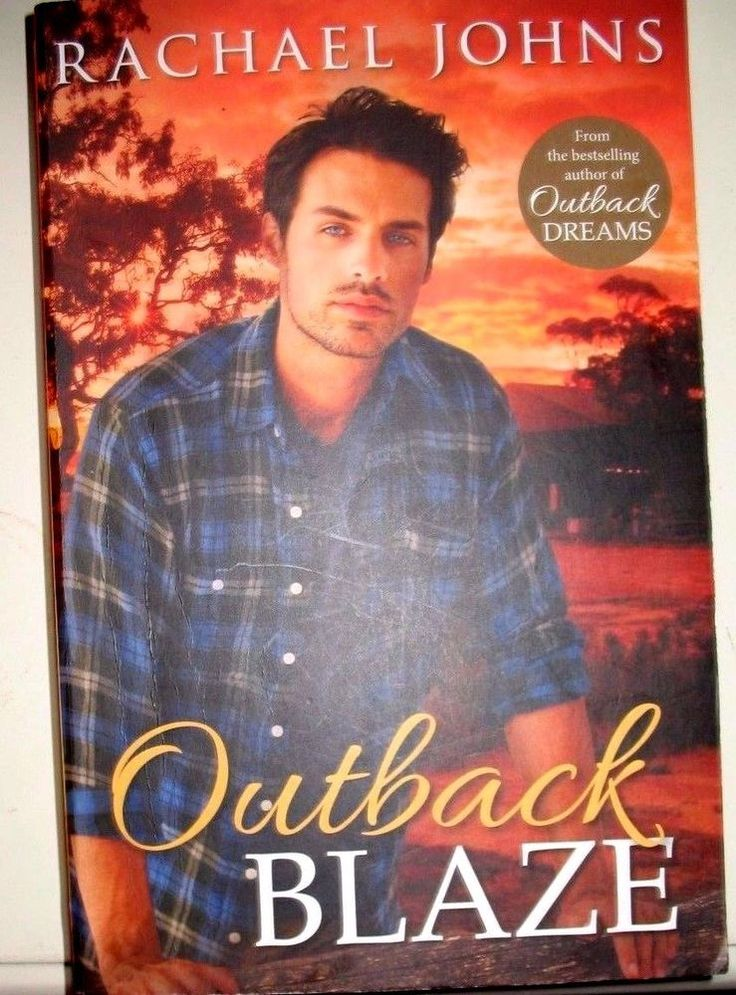 """""""Outback Blaze"""" by Rachael Johns (Large Paperback; 2014)"""