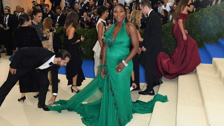 Image copyright                  AFP             Image caption                                      Serena Williams on 1 May 2017 at the Costume Institute Benefit at the Metropolitan Museum of Art in New York                               Top tennis star Serena Williams has... - #Black, #Equal, #Pay, #Rallies, #Serena, #Williams, #Women, #World_News