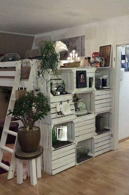 19 Jaw Dropping Furniture Made Of Crates