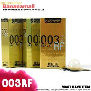 제로제로쓰리RF 0.03mm 3box(30p) - 신개념 일본명품 콘돔
