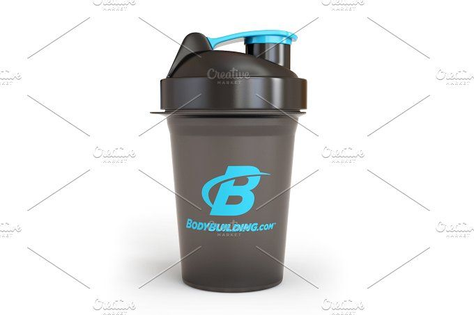 Shaker Cup by dk 3d models on @creativemarket
