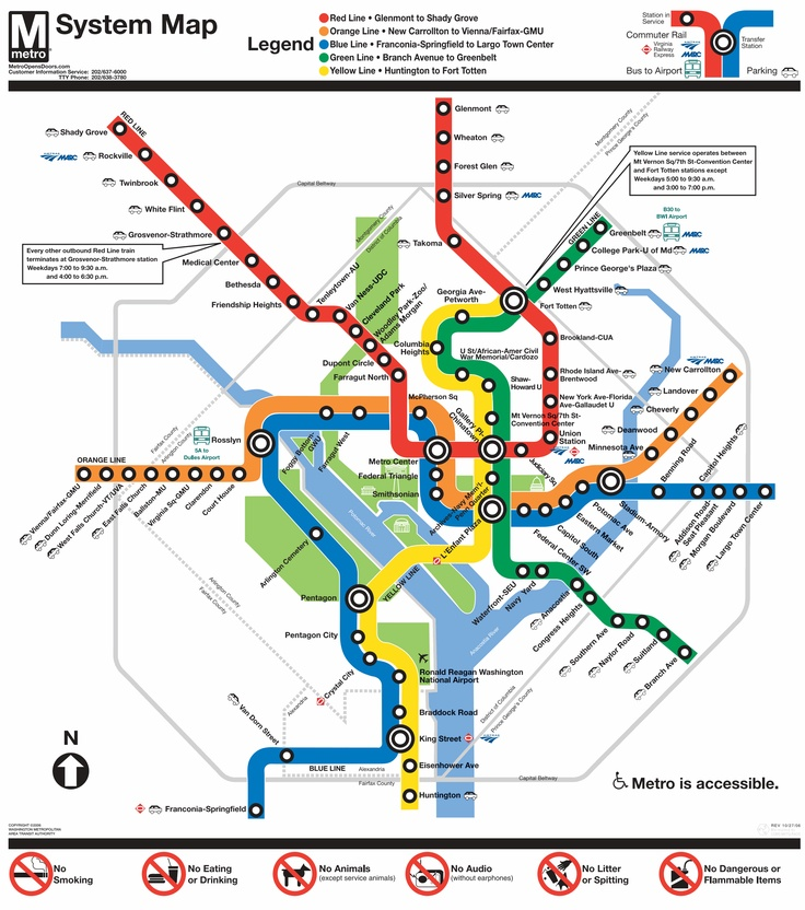 DC Metro: Maps Washingtonpost Com, Favorite Things, Dc Metro Maps, Favorite Places, Metro Washington, Washington Dc, Metrorail Maps, Subway Maps, Metro System