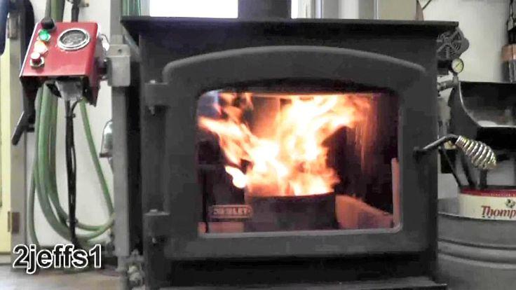 Homemade Waste Oil Burner Heater FREE Plans DIY -NEW-