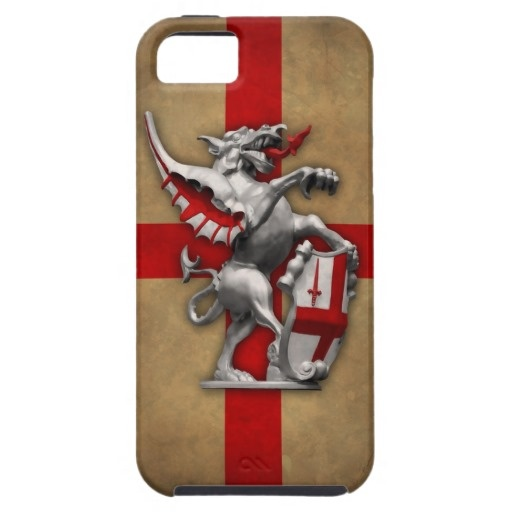 City of London Dragon iPhone 5 Cover #England #London #dragon $47.60